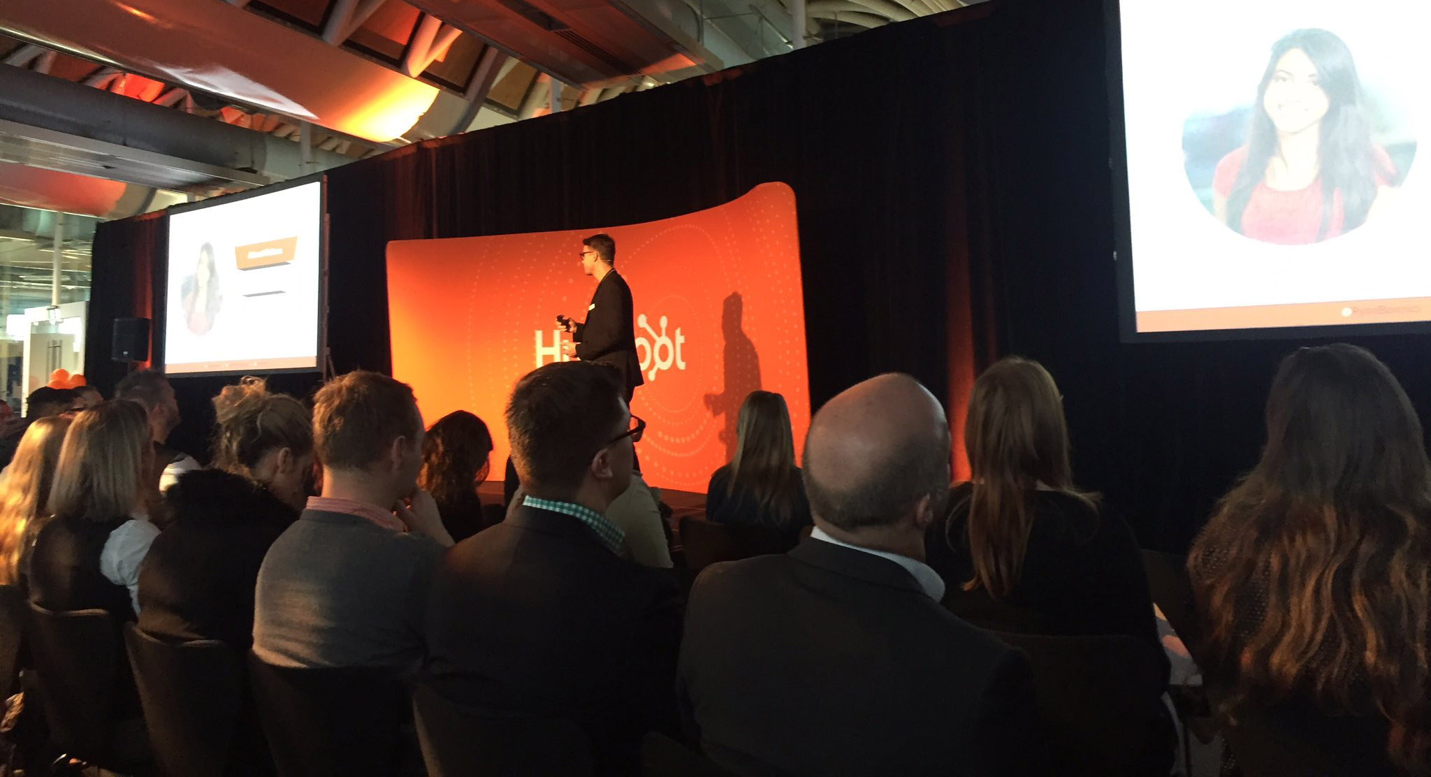 Grow With HubSpot - Auckland 2016