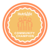 Mike Eastwood is a Community Champion Badge