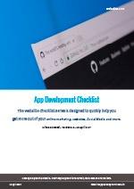 Webalite App Development Checklist
