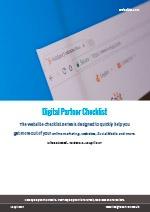 Webalite Digital Partner Checklist
