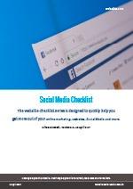 Webalite Social Media Checklist