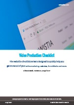 Webalite Video Production Checklist