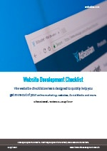 Webalite Website Development Checklist
