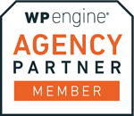WP Engine Agency Partner Badge